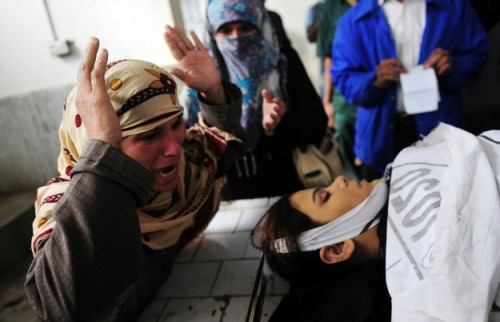 POLIO WORKERS KILLED